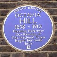 Octavia Hill in Marylebone
